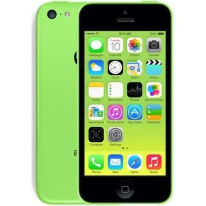 Apple iPhone 5C (16GB) Green - Factory Unlocked