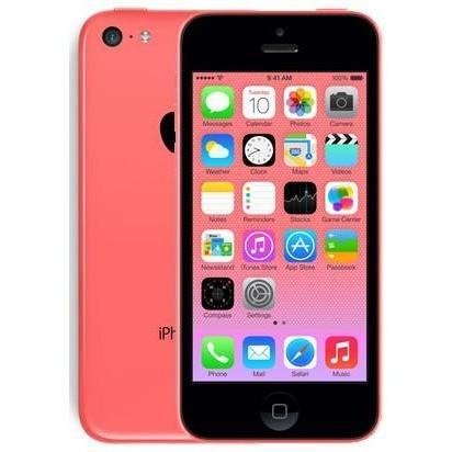 Apple iPhone 5C - Pink - (16GB) - Unlocked - Good Condition