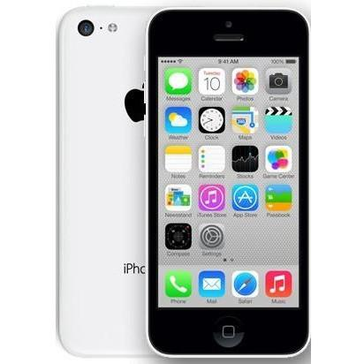 Apple iPhone 5C (16GB) - White - Factory Unlocked