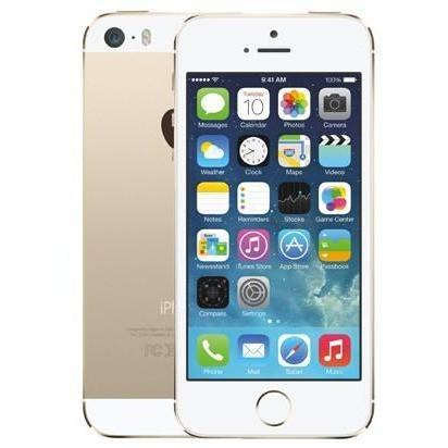 Apple iPhone 5S Gold EE Orange T-Mobile Virgin Mobile - 16GB
