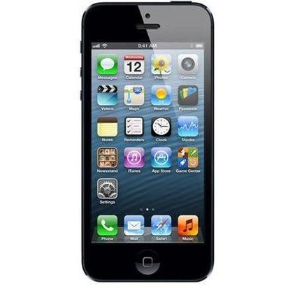 Apple iPhone 5 - Black / Slate - (16GB) - Unlocked - Good Condition