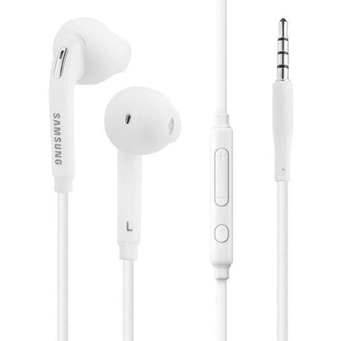 Samsung Galaxy EO-EG920BW Stereo Hands free Headphones - White