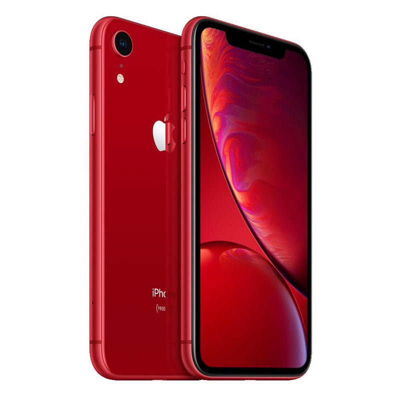 Apple iPhone XR (Product) RED (64GB) Unlocked Good to Excellent Condition