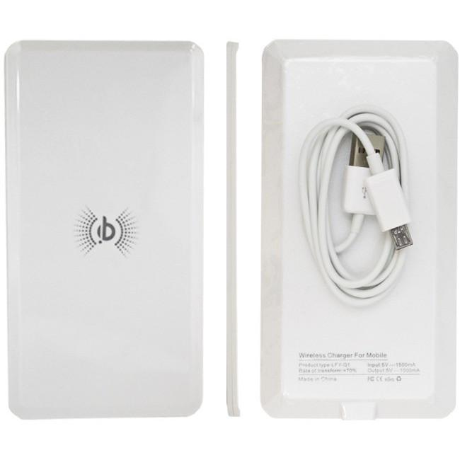 Qi Charger For Wireless Recievers, Portable Simple Quick