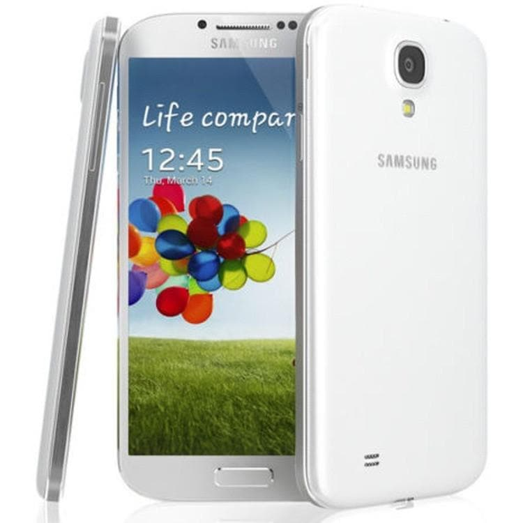 Samsung Galaxy S4 GT-I9505 -16 GB - White Frost - Factory Unlocked GT- I9500