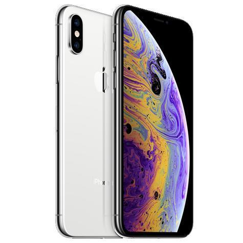 Apple iPhone XS White / Silver (256GB) Unlocked Good to Excellent Condition