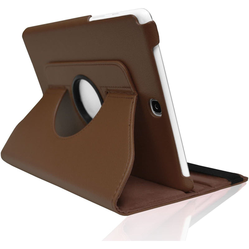 "9.6"" SAMSUNG GALAXY TAB E 360 CASE - BROWN"