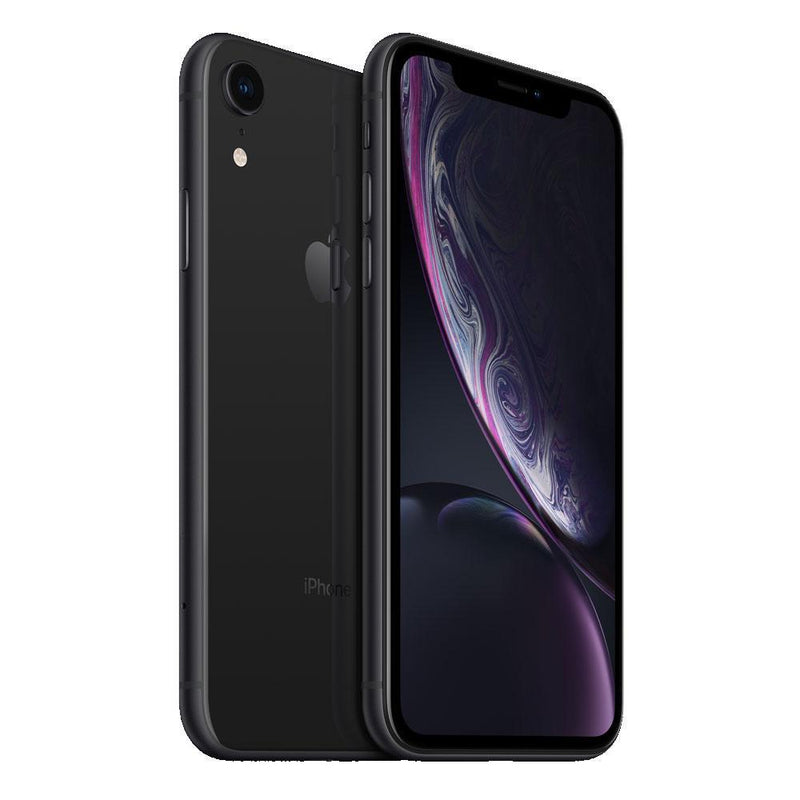 Apple iPhone XR - Black - (64GB) - Unlocked - Good to Excellent Condition