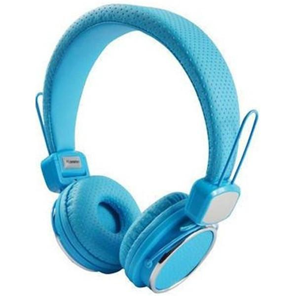 Blue Kanen IP-850 Headphones For Samsung Devices