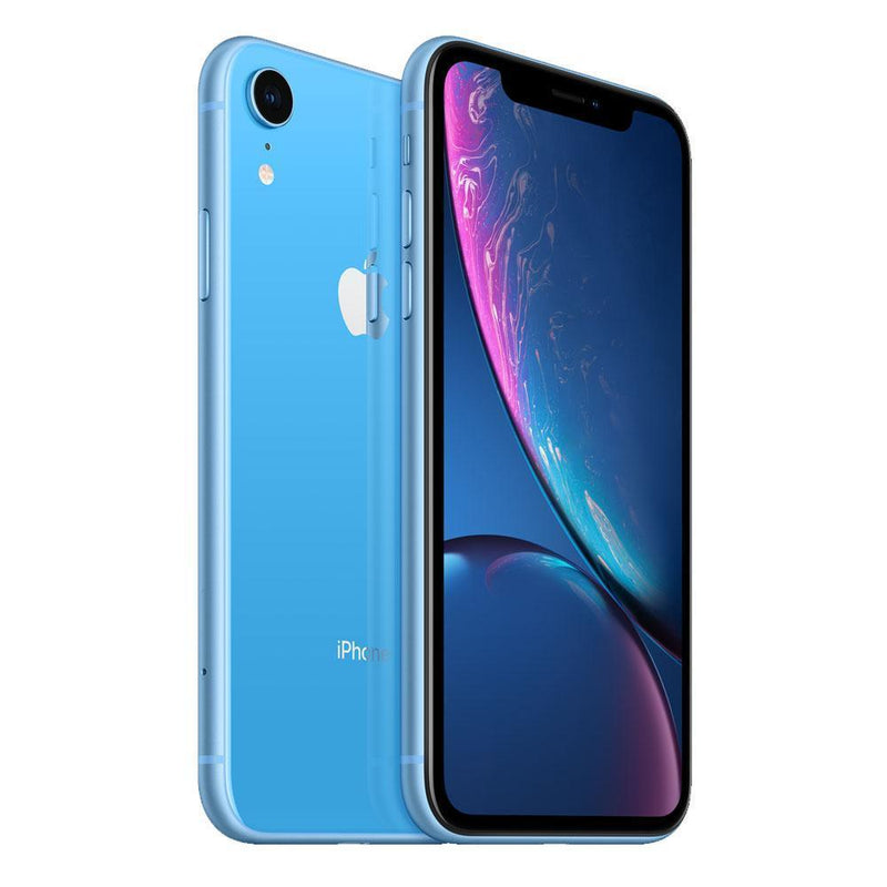 Apple iPhone XR - Blue - (256GB) - Unlocked - Good to Excellent Condition