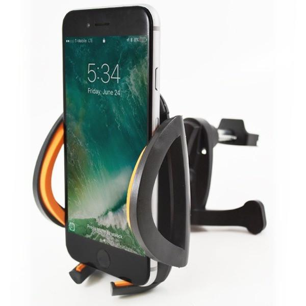 Universal In Car Vent Phone Holder Mount Cradle Kit