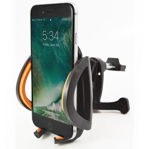 Universal In Car Vent Phone Holder Mount Cradle Kit - For Samsung Devices