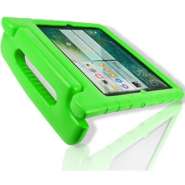 iPad Air - Super protective Kids Foam Case Cover Stand - Green