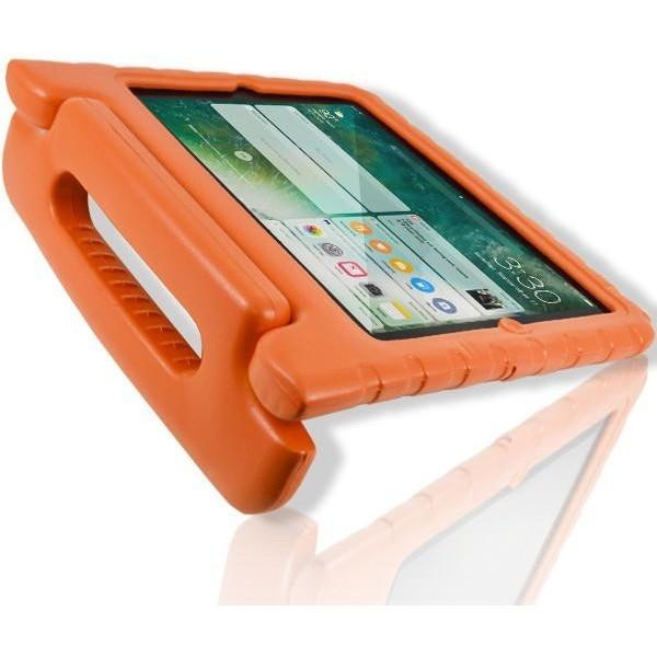 iPad Air 2 - Super protective Kids Foam Case Cover Stand - Orange