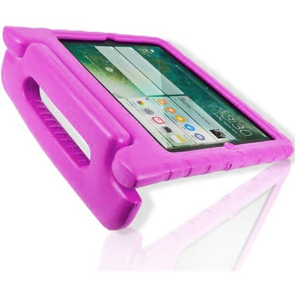 iPad Air 2 - Super protective Kids Foam Case Cover Stand - Pink
