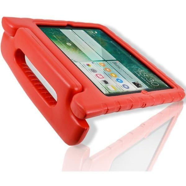 Red Super protective Kids Foam Case Cover Stand For iPad Air 2