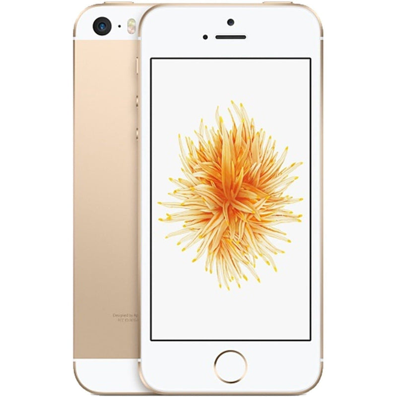 Apple iPhone SE Champagne Gold - (32GB)  - Unlocked - Good Condition