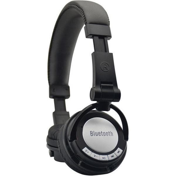Headphones - Bluetooth 2.1 Wireless Stereo Headphones/Headset With Microphone For Iphone Ipod