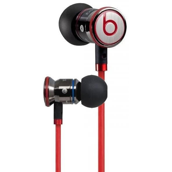 Monster Urbeats By Dr. Dre In-Ear Headphones Black/Red For Sony Devices