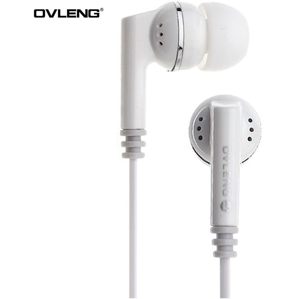 Ovleng IP-540 White Headphones For Nokia Devices