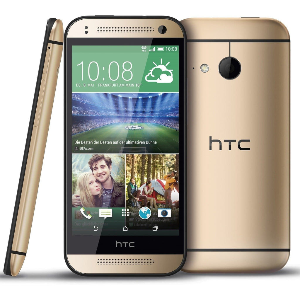 HTC One Mini 2 (16GB) - Gold - Factory Unlocked