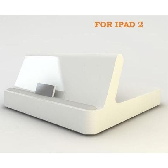 IPad Charging - Dock Desktop Cradle Charging Station Sync Stand Charger For Ipad 2