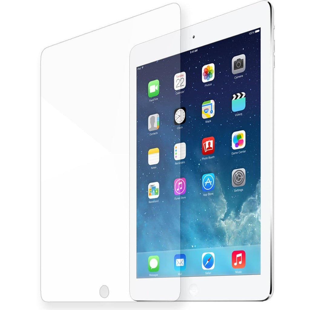 100% Genuine Tempered Glass Screen Protector - iPad Air 1, 2