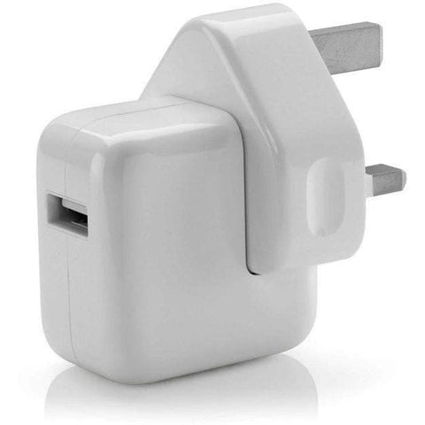 IPhone Cables - Genuine Apple Uk Travel Plug Usb Wall Ac Power Charger For Iphone Ipad