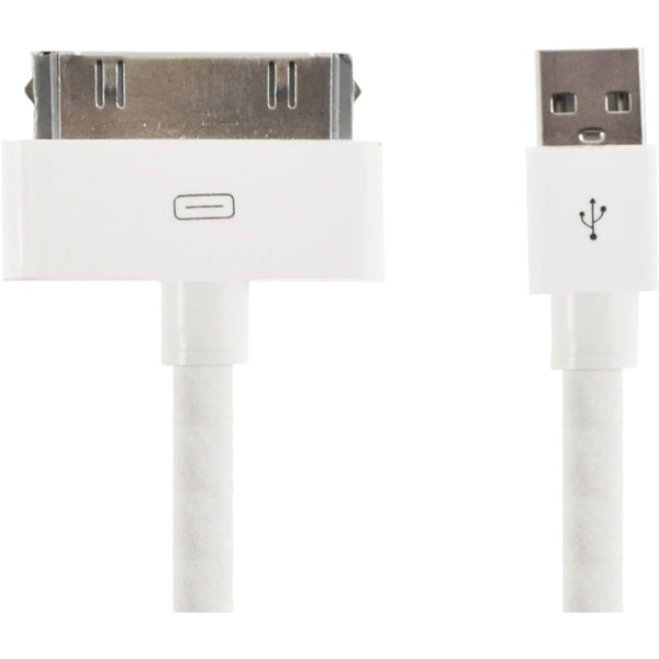 IPhone Cables - USB Lead Sync Data Cable Charger For IPhone 4 4S 3G 3GS IPad 2 3 IPod