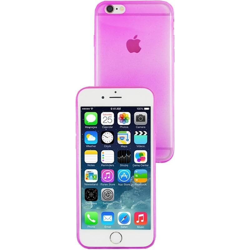 IPhone Cases - Apple IPhone 6 Plus/6S Plus Luxury Fade Case - Pink / Pink