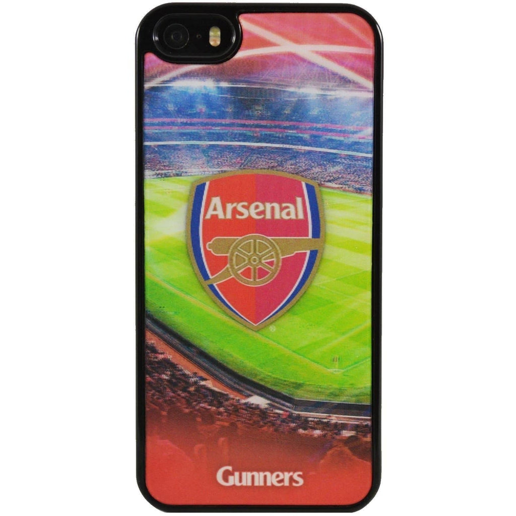 IPhone Cases - Genuine Arsenal Official Hologram Case - IPhone 5/5S
