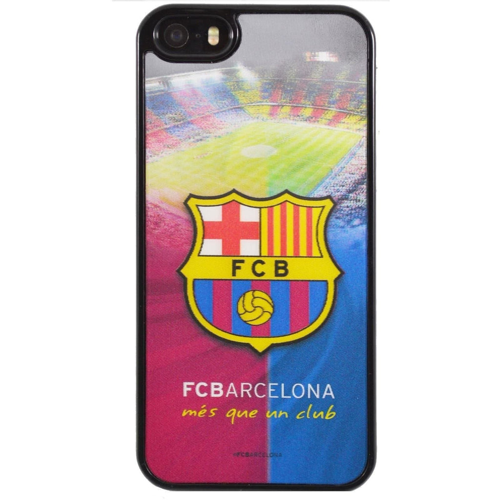 IPhone Cases - Genuine Barcelona Official Hologram Case - IPhone 5/5S