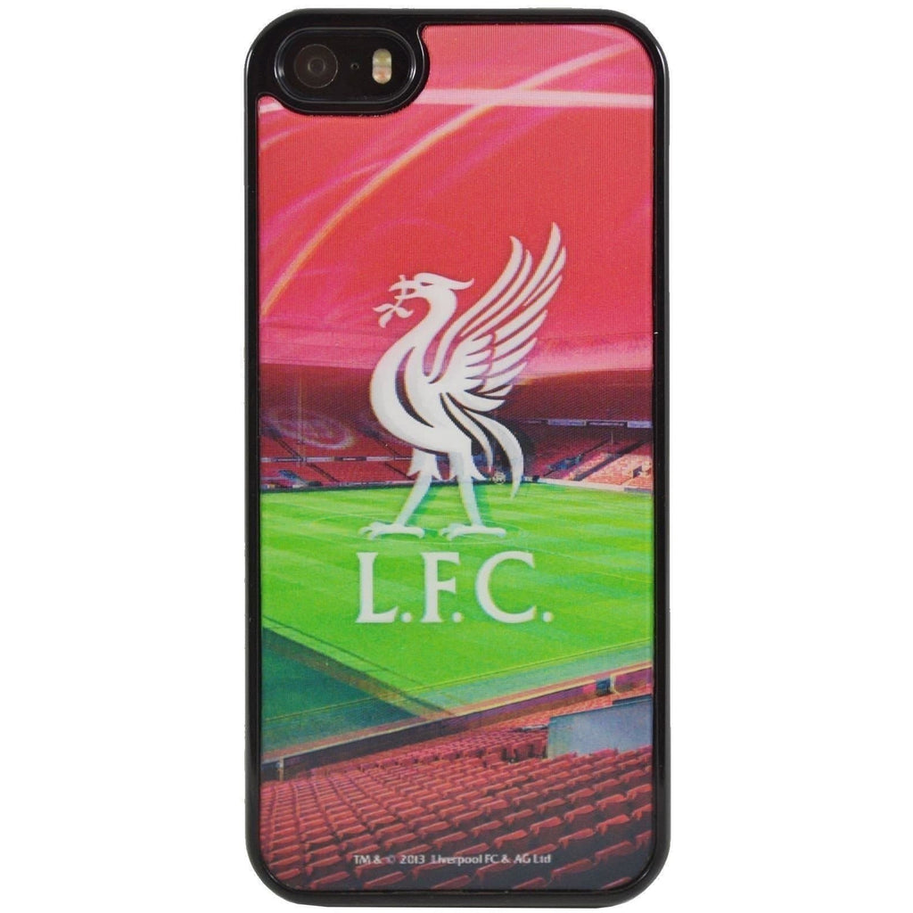 IPhone Cases - Genuine Liverpool Official Hologram Case - IPhone 5/5S