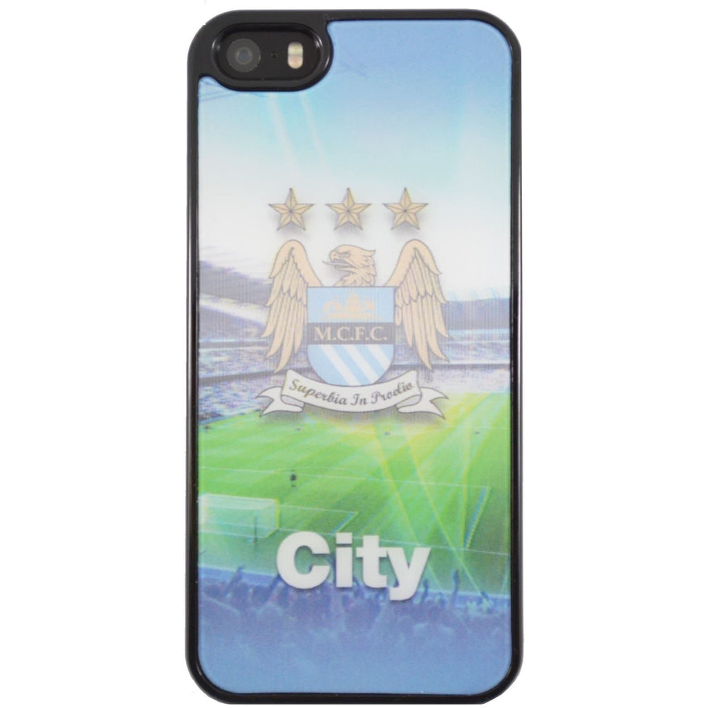 iPhone 6 / 6S Genuine MCFC Official Football Hologram Hard Case