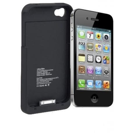 IPhone Cases - Portable External Power Pack Backup Battery Charger Case For IPhone 4 / 4S