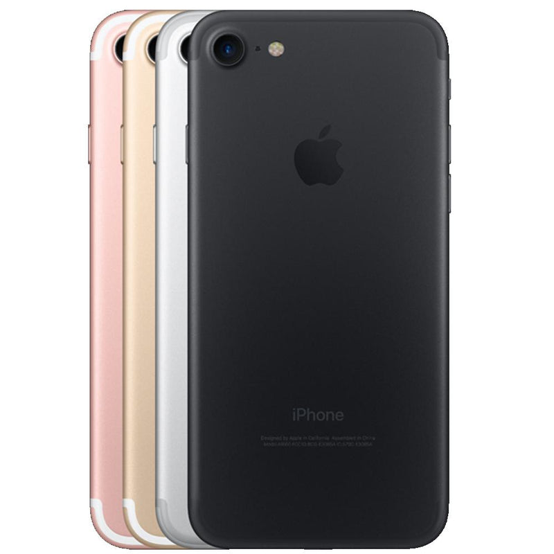 Apple iPhone 7 Black (128GB) - Unlocked -  Grade A Basic Bundle
