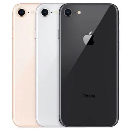 Apple iPhone 8 Plus White / Silver (256GB) Unlocked Pristine Condition Basic Bundle