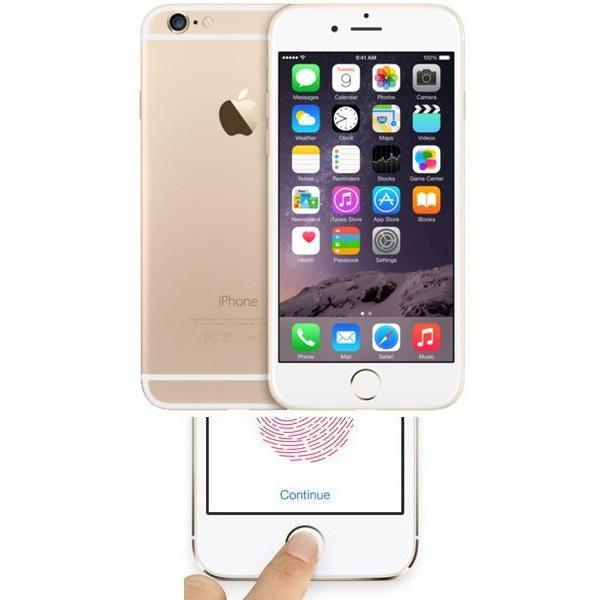 Apple iPhone 6 Gold - Unlocked - Faulty Touch ID - 16GB