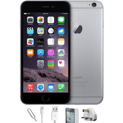 Apple iPhone 6 - (16GB) Space Grey - Unlocked - Grade A Full Bundle