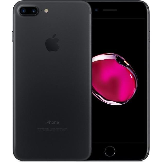 Apple iPhone 7 Plus (32GB) - Black - Factory Unlocked