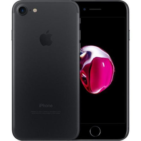 Apple iPhone 7 Black 32GB Unlocked - Good Condition