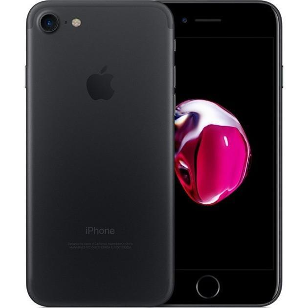 Apple iPhone 7 128GB - Black - Factory Unlocked