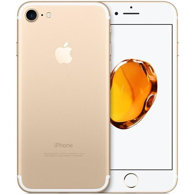 Apple iPhone 7 Champagne Gold - (128GB) - Unlocked - Good Condition