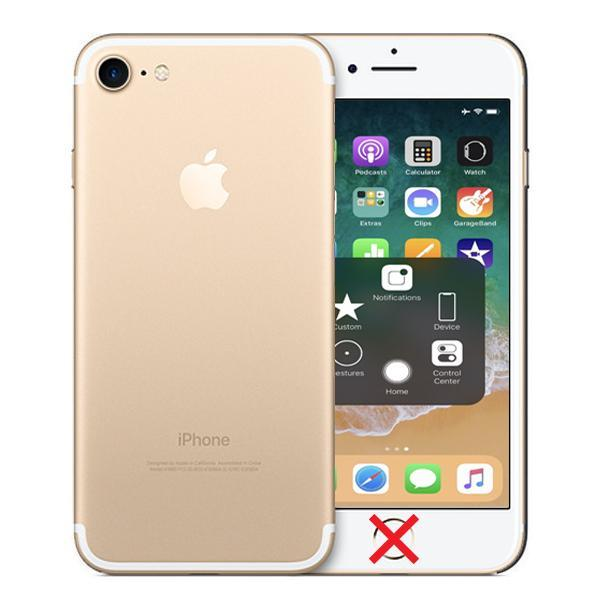 Apple iPhone 7 Champagne Gold 32GB Unlocked - Cracked Home Button