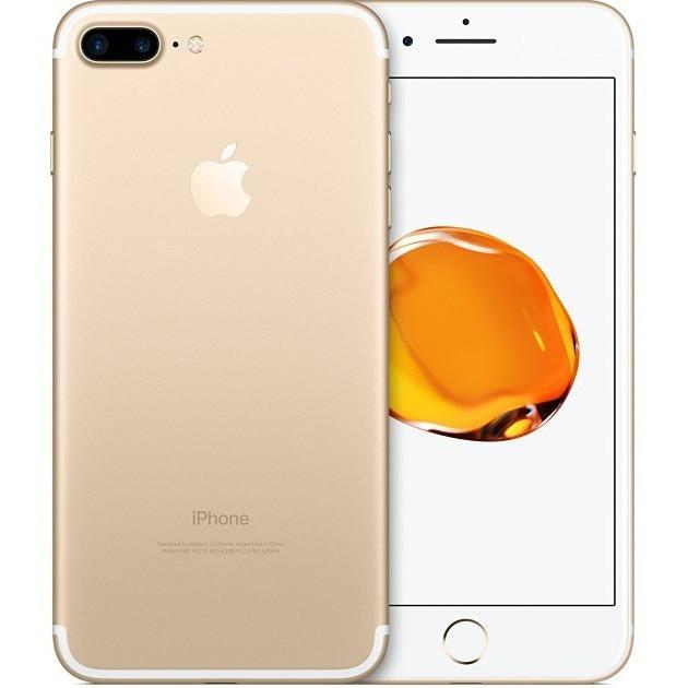 Apple iPhone 7 Plus Champagne Gold - (128GB) - Unlocked - Good Condition