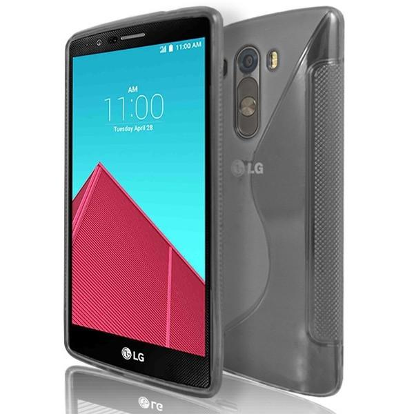 LG G4 - Smoked S Line Gel Silicone Case