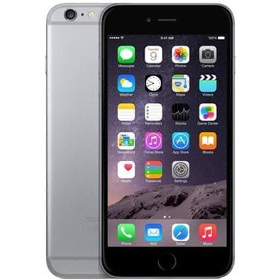 Mobile Phones - Apple IPhone 6 (128GB) - Space Grey - EE T-Mobile Virgin Orange