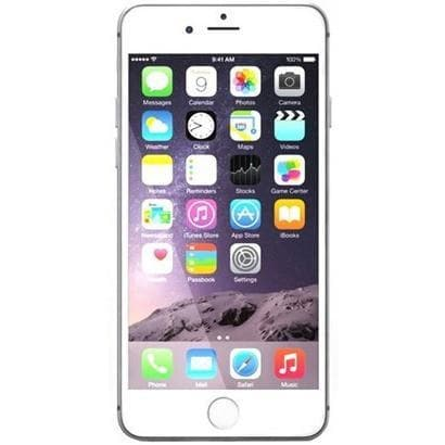 Mobile Phones - Apple IPhone 6 (16GB) White/Silver - EE T-Mobile Virgin Orange