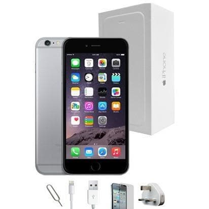 Mobile Phones - Apple iPhone 6S Plus (32GB) - Space Grey - Unlocked - Grade A Full Bundle