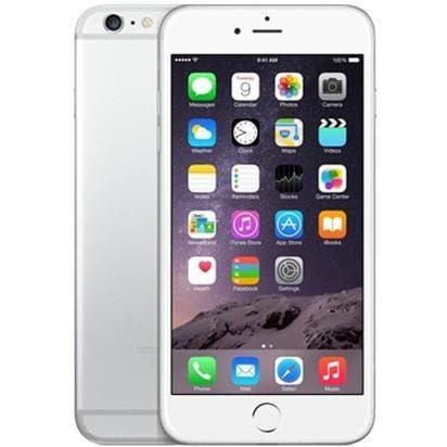 Apple iPhone 6 (16GB) Factory Unlocked - White/Silver